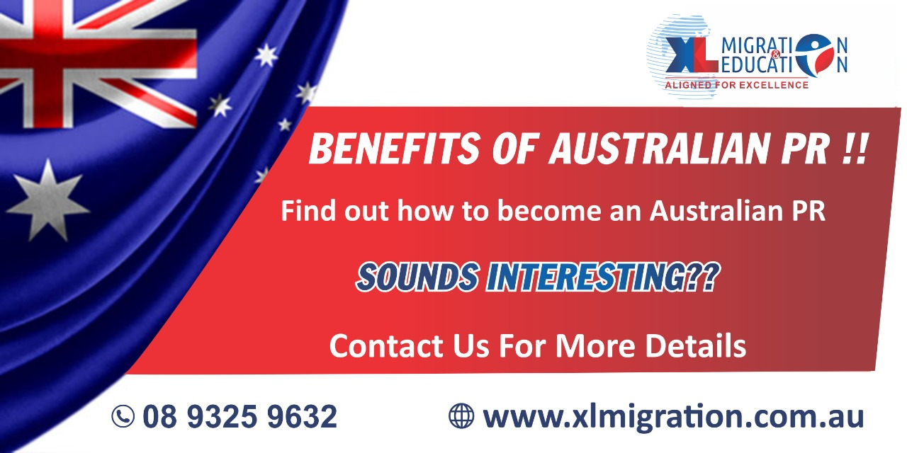 Permanent Resident Visas for Australia: Live in Australia