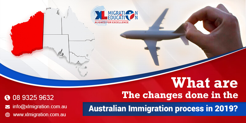 Australian Immigration process in 2019