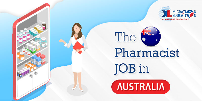 Live Your Pharmacist Dreams in Australia with XL Migration