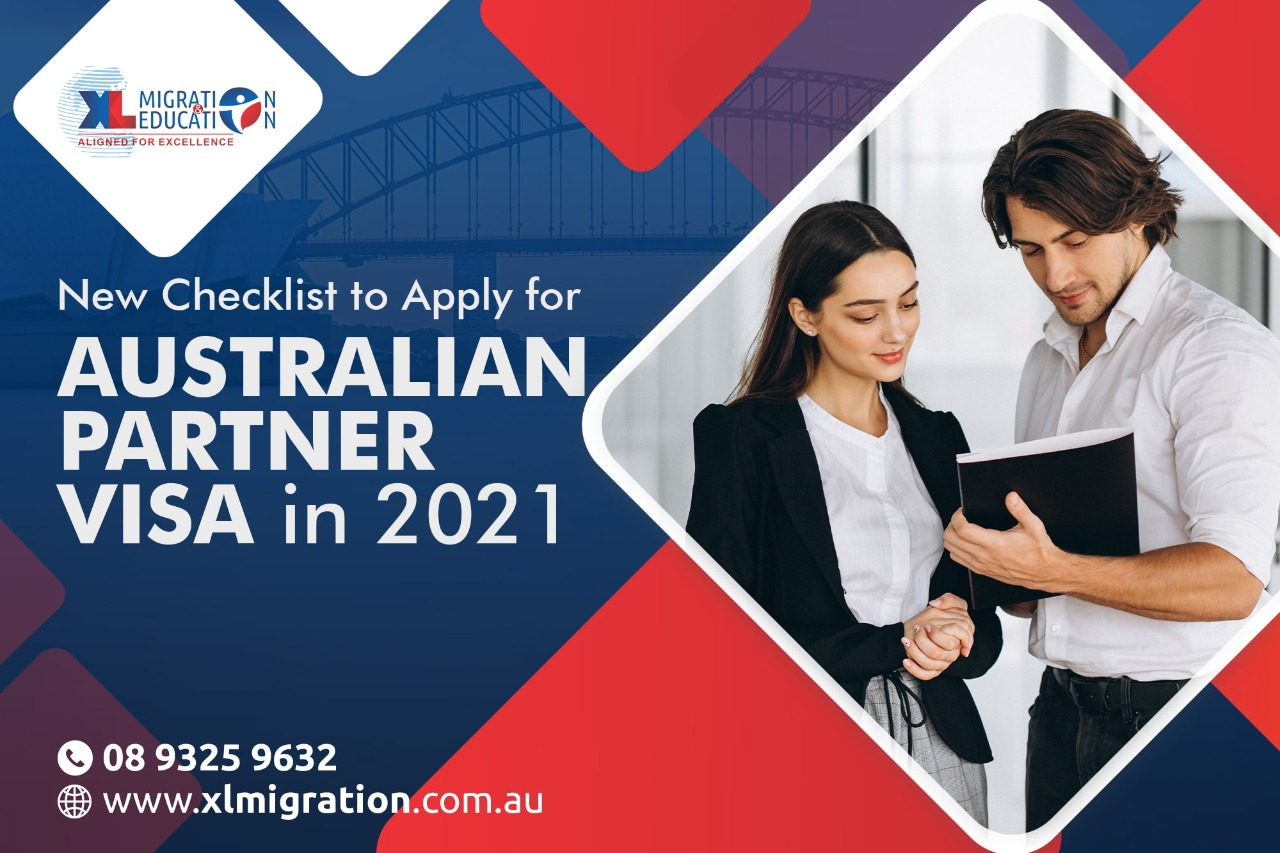 New Checklist to Apply for Australian Partner Visa in 2021