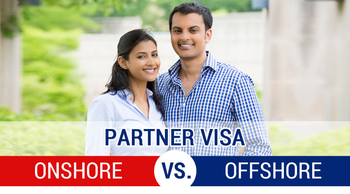 Onshore and Offshore Partner Visa